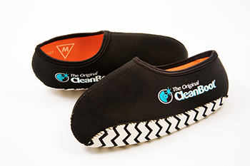 The CleanBoot USA Overshoes